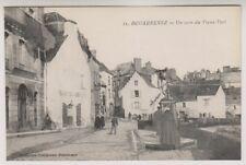 France postcard - Douarnenez - Un coin du Vieux Port