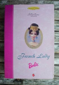 BARBIE FRENCH LADY RARE NEW COLLECTORS EDITION BOXED COLLECTABLE DOLL!