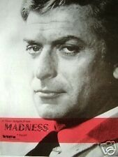 MADNESS Michael Caine (red) UK magazine ADVERT / mini Poster 11x8""