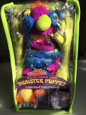 Make-Your-Own Monster Puppet Make-Your-Own Monster Puppet by Melissa & Doug