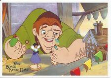 CPM - Disney Postkarte - der Glöckner de notre Dame - Postcard