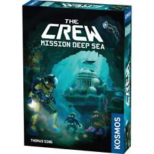 La tripulación: misión Mar Profundo Juego De Mesa