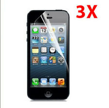 3X Apple iPhone SE 5S Anti-Glare Matte LCD Screen Protector Cover Guard Films