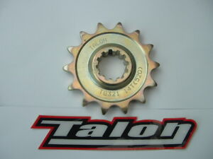 HUSABERG FC, HUSABERG FE, HUSABERG FS, HUSABERG MX, FRONT SPROCKET 12 TOOTH 321