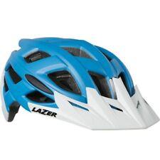 Lazer Ultrax+ Helmet Blue Cycling Bike Safety