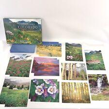 Leanin Tree Colorado Blank Card Assortment John Fielder 15 cards 18 envelopes