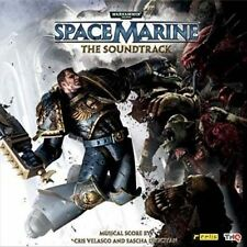 NEW Warhammer 40,000: Space Marine The Soundtrack (Audio CD)