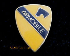 1ST CAVALRY AIR MOBILE HAT LAPEL VEST PIN UP US ARMY VETERAN GIFT FORT HOOD WOW