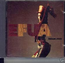 EFUA-Dream Juice  UK CD