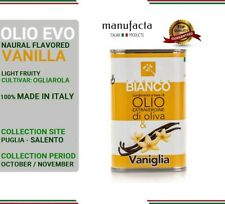 Extra virgin olive oil ITALY  Olio extra vergine di oliva PUGLIA  VANIGLIA