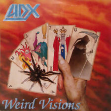ADX/WEIRD VISIONS French Hard Rock /GERMAN PRESS 1990 (EX COPY)