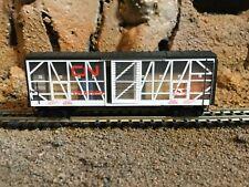 N Scale Micro trains 50' 3-D Impact car CANADIEN NATIONAL NIB