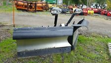 SNOWDOGG STAINLESS STEEL VX95  9.5' V-PLOW WITH WIRING MOUNT FORD F250 SNOW PLOW