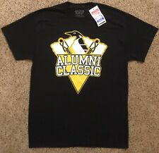 Pittsburgh Penguins Hockey ALUMNI CLASSIC JOHNSTOWN PA M T-Shirt SLAPSHOT CHIEFS