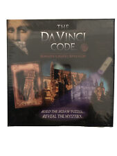 The Davinci code build the jigsaw reveal the mystery New Sealed 750pc