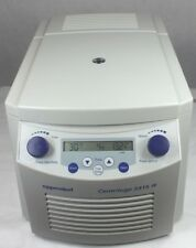 Eppendorf 5415R Refrigerated Centrifuge w/ Rotor & Lid, Working