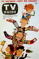 TV Guide 1953 I Love Lucy Lucille Ball & Baby Arthur Godfrey Desi #3 NM/MT COA