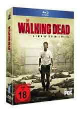 6 Blu-rays * THE WALKING DEAD SEASON/STAFFEL 6 uncut # NEU OVP WVG