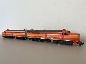 American Flyer 4-8150 :: Southern Pacific ALCO-A Powered & Dummy Unit S Scale •