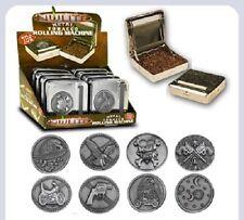 one Metal Cigarette Rolling Machine W/ Sticker - Nulite Brand- Box Case
