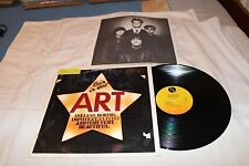 The Soup Dragons Gold Stamp Promo LP with original Record Sleeve-THIS IS OUR ART