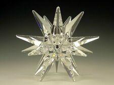 Swarovski Crystal Star  Candleholder BNIB 5064295