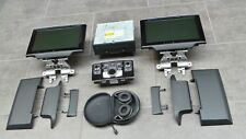 Audi A8 4h Facelift Rear Entertainment Multimedia Main Unit