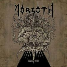 """Morgoth """"God Is Evil"""" CLEAR EP [LEGENDARY OLD SCHOOL DEATH METAL FROM GERMANY]"""