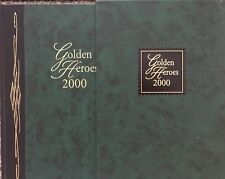 Golden Heroes 2000 Sydney Olympics Very Rare Limited Edition Only 1500  #1435