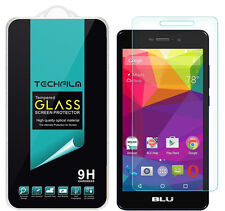 TechFilm Tempered Glass Screen Protector Saver Shield For BLU Life XL