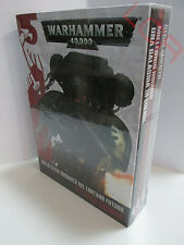 Warhammer 40k Cofanetto Regolamento Ed. Italiana