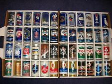 48 canadian beer cans  34 cans bottom opened no dupes   SWEET #118