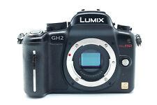 Panasonic LUMIX DMC-GH2 16.0MP Digital Camera - Body Only - Excellent