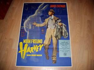 Kinoplakat: Mein Freund Harvey  EA    JAMES STEWART      Rarität