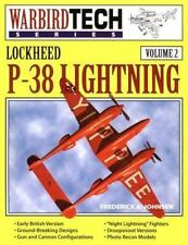 Lockheed P-38 Lightning - Warbird Tech Vol. 2-ExLibrary