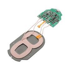 10W Qi Fast Charging Wireless Charger PCBA Circuit Board W/ Dual 2 Coils Xmas Gi