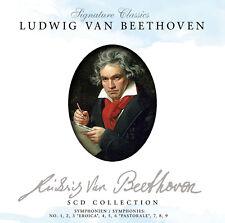 CD Beethoven Symphonien Symphonies von Ludwig Van Beethoven 5CDs