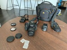 Canon EOS Rebel T3i / EOS 600D 18.0MP Digital SLR Camera+Case+Lenses+Charger Kit