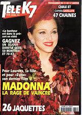 French mag 1996: MADONNA_LINDA BLAIR_FRANCOISE HARDY_NANNI MORETTI_GENE HACKMAN