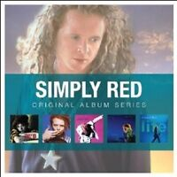 SIMPLY RED - ORIGINAL ALBUM SERIES 5 CD POP NEU