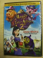 Happily NEver After 2 - Snow White Another Bite at the Apple (DVD, 2009) - NEW20
