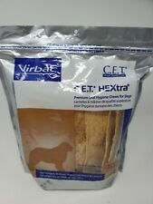 New listing C.E.T. Hextra Premium Chews for Extra Large Dogs, 30 ct Exp 9/23
