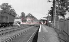 PHOTO  SR PENSHURST RAILWAY STATION VIEW IN 1953 1