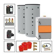 Solarbayer Holzvergaserset HVS LC 100-1B Variante B (1x SLS-3000, 1x SLS-3000-S)