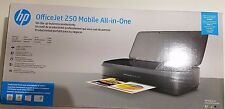 HP Officejet 250 Mobile Wireless Printer WIFI All-in-One BRAND NEW-Free Shipping