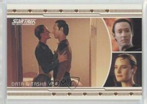 2013 Star Trek The Next Generation: Heroes & Villains Lt Commander Data #L1 2d0