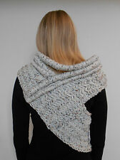 New Katniss Fire Cowl Sz S Small Catching, Hunger Scarf Sweater, Infinity Games!