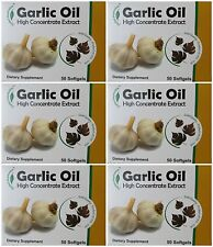 Herbal Inspiration Garlic Oil - High Concentrate Extract - Dietary Supplement -