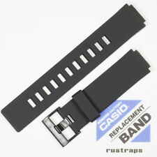 CASIO black rubber watch band for W-110, LCF-20, LDF-10, LDF-20, 10243166