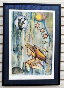 Native Art by James Simon MISHIBINIJIMA